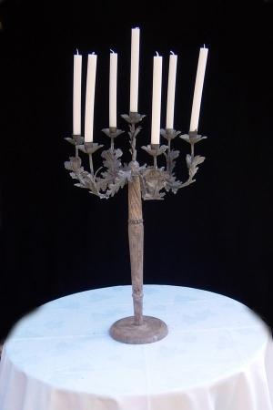 Location de chandelier à 7 branches